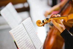 Violinista para casamento